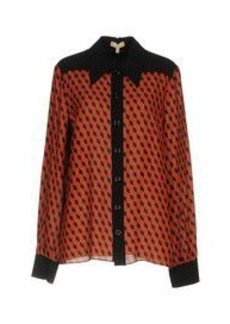 MICHAEL KORS COLLECTION - Patterned shirts & blouses
