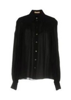 MICHAEL KORS COLLECTION - Silk shirts & blouses