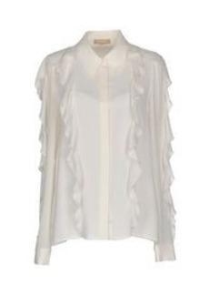 MICHAEL KORS COLLECTION - Silk shirts & blouses