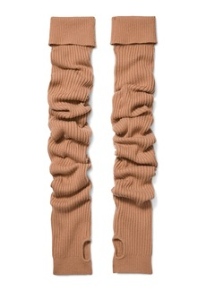 Michael Kors Collection Cashmere Arm Warmers