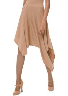 Michael Kors Collection Cashmere Asymmetric Skirt