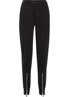 Michael Kors Collection Cashmere-blend track pants