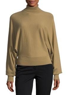 Michael Kors Collection Cashmere Dolman-Sleeve Turtleneck Sweater