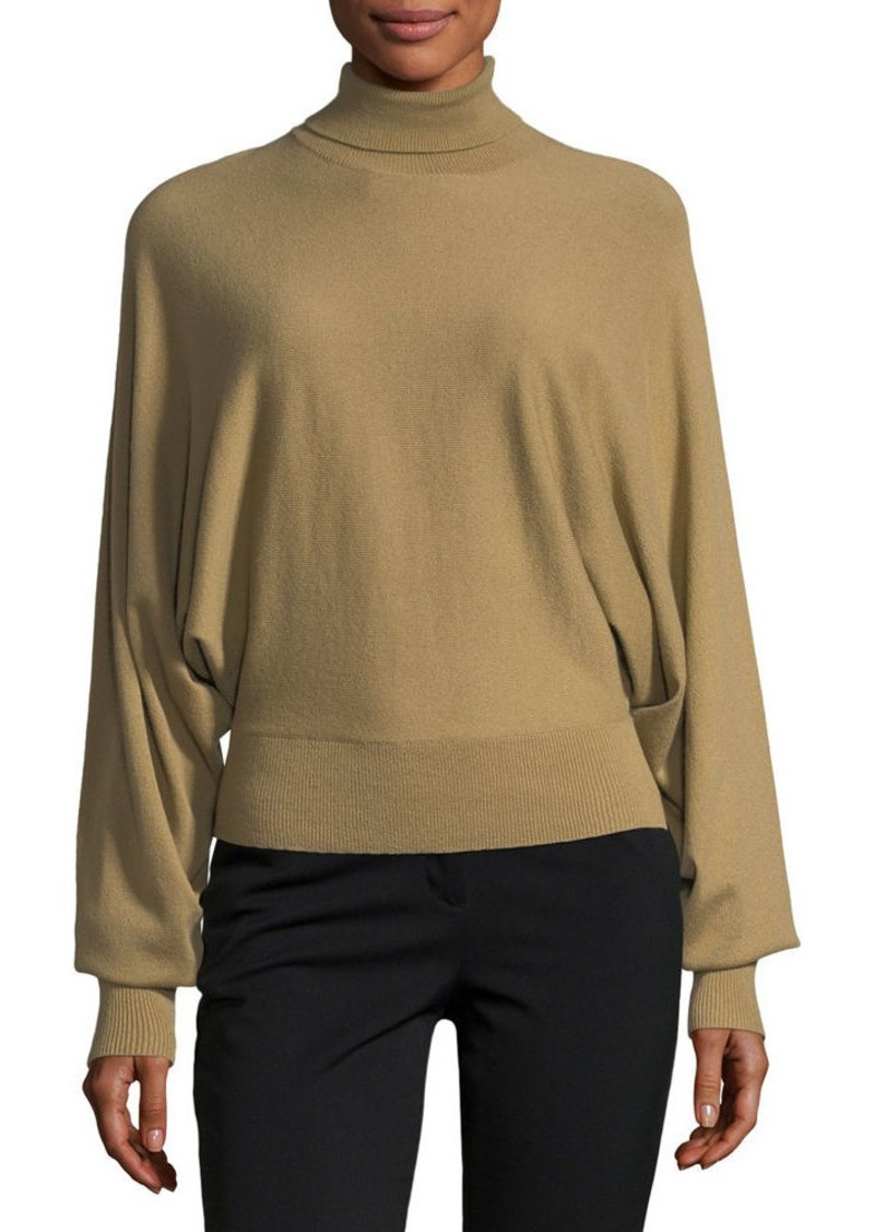 1c31778fe2b Collection Cashmere Dolman-Sleeve Turtleneck Sweater. Michael Kors