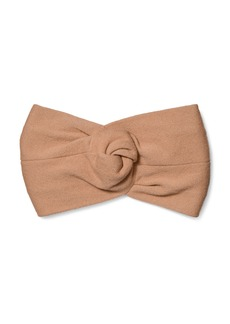 Michael Kors Collection Cashmere Knotted Headband