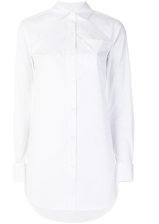 Michael Kors Collection classic fitted shirt - White