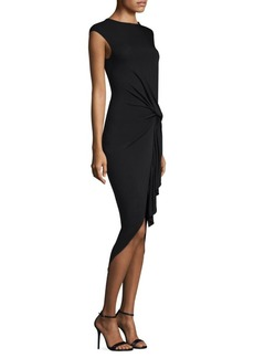 Michael Kors Crepe Jersey Dress