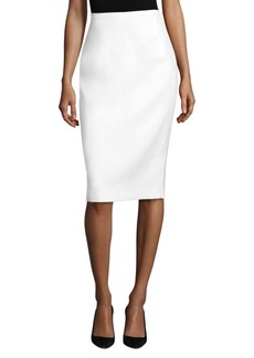 Michael Kors Double Crepe Skirt