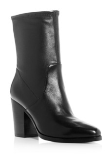 Michael Kors Collection Eloise Stretch High Heel Booties