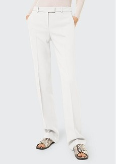 Michael Kors Collection Kate Cuffed Trousers