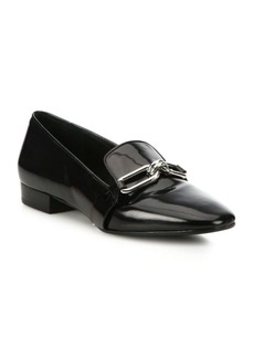 Michael Kors Collection Lennox Patent Leather Loafers