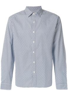 Michael Kors micro-print shirt