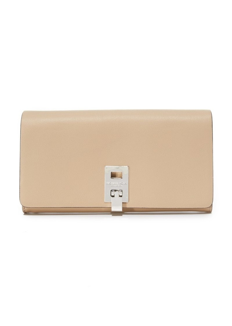 f0e3d78eff3b Michael Kors Michael Kors Collection Miranda Continental Wallet ...