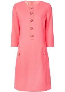 Michael Kors oversize button dress