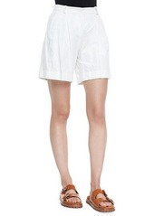Michael Kors Pleated Trouser Shorts