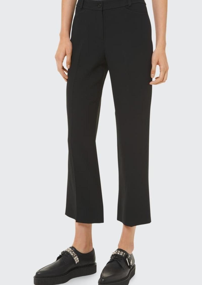 Michael Kors Collection Sable Crop Pants