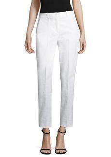 Michael Kors Samantha Broadcloth Pants