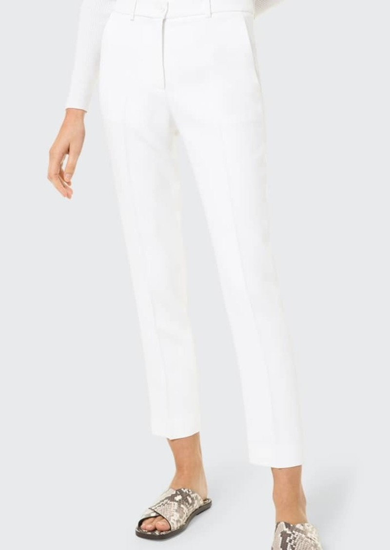 Michael Kors Collection Samantha Slim-Leg Pants