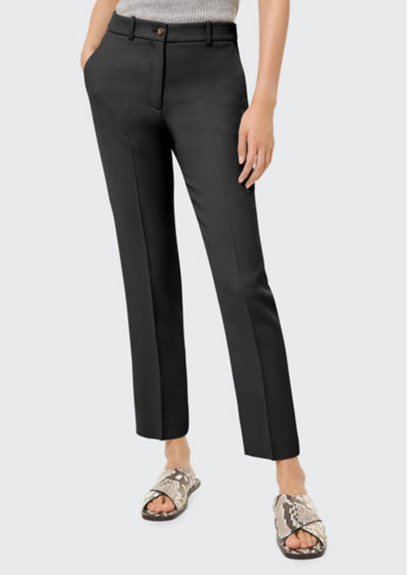 Michael Kors Collection Samantha Slim-Leg Pants