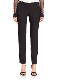 Michael Kors Samantha Virgin Wool Pants