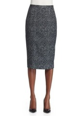 Michael Kors Seamed Pencil Skirt
