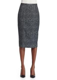 Michael Kors Seamed Pencil Skirt
