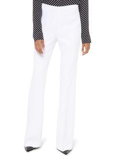 Michael Kors Collection Side-Zip Flare Pants