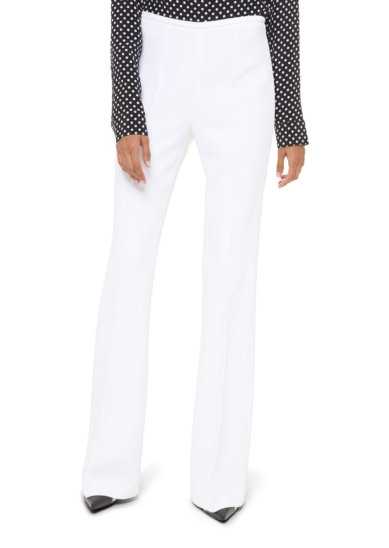 Michael Kors Collection Side-Zip Flare Pants