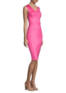 Michael Kors Silk Crepe Dress