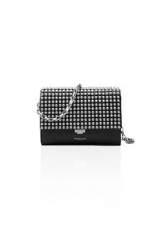 Michael Kors Collection Small Yasmeen Studded Clutch