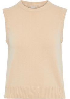 Michael Kors Collection Woman Cashmere Vest Beige