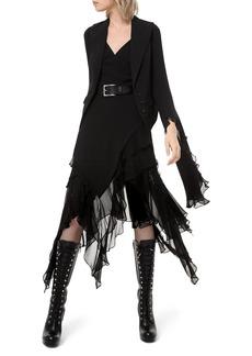 Michael Kors Collection Wool 3-Button Vest