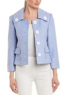 Michael Kors Collection Wool-Blend Jacket