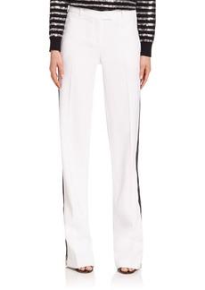 Michael Kors Collection Zip Track Pants