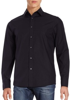 Michael Kors Cotton Button-Down Shirt
