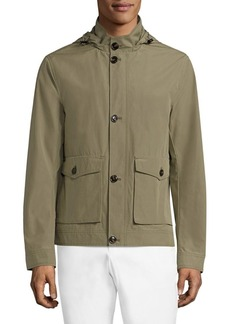 Michael Kors Cotton Short Jacket