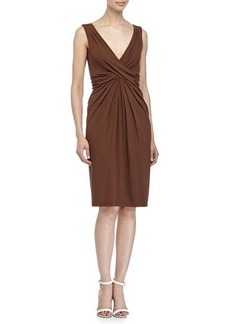 Michael Kors Crisscross-Front Dress