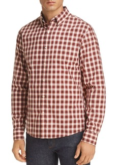 Michael Kors Curt Double-Faced Slim Fit Button-Down Shirt