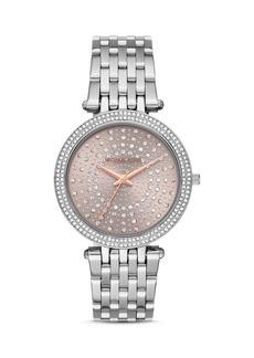 Michael Kors Darci Link Bracelet Watch, 39mm