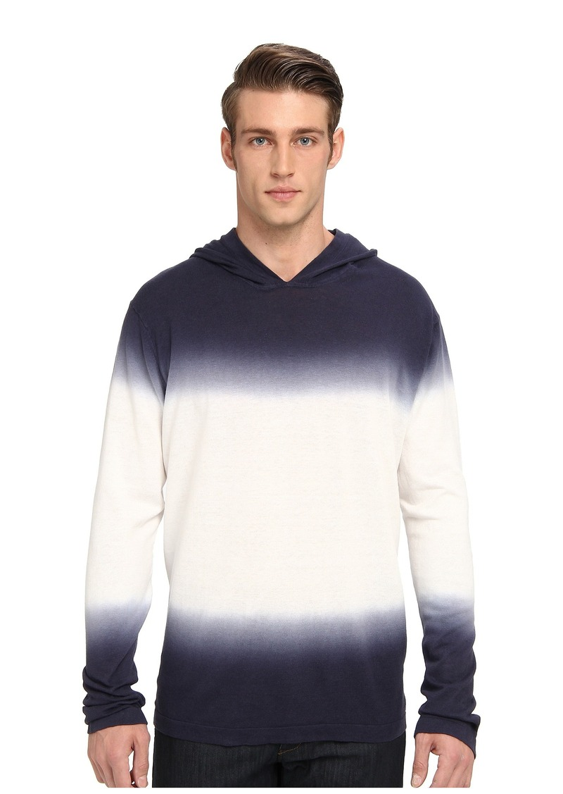 Michael Kors Dip Dyed Linen Hoodie
