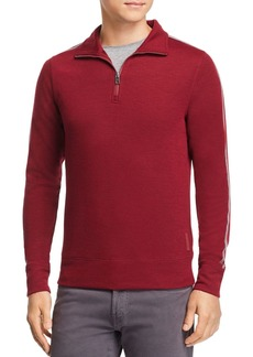 Michael Kors Double-Knit Quarter-Zip Sweater - 100% Exclusive
