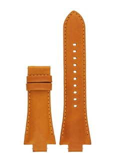 Michael Kors Dylan Leather Watch Strap, 28mm