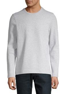Michael Kors Embossed Logo Sweatshirt