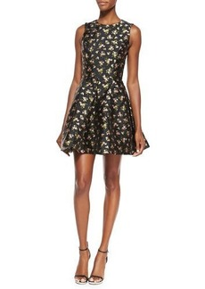 Michael Kors Floral Flirt Dress