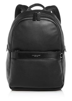 Michael Kors Greyson Leather Backpack