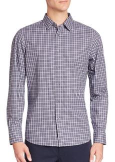 Michael Kors Gunnar Checked Shirt