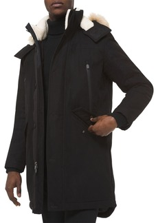 Michael Kors Heavy Hooded Parka