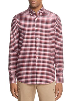 Michael Kors Jad Check Long Sleeve Button-Down Shirt - 100% Exclusive