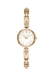 Michael Kors Jaryn Mercer Bangle Bracelet Watch, 28mm