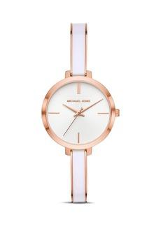 Michael Kors Jaryn Bangle Bracelet Watch, 36mm